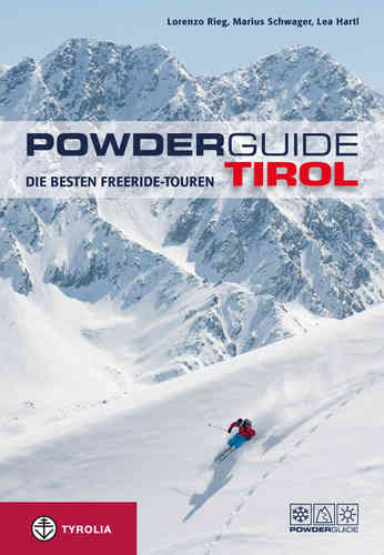 PowderGuide - Die besten Freeride-Touren in Tirol