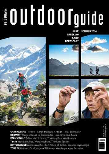 Outdoor Guide Sommer 14