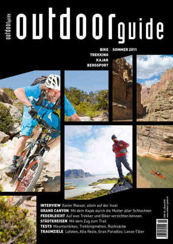 Outdoor Guide Sommer 11