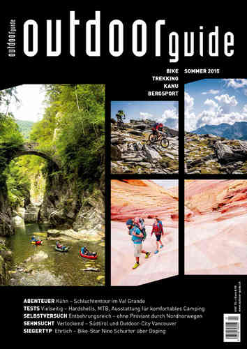 Outdoor Guide Sommer 15