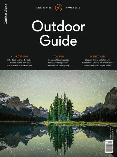Outdoor Guide Sommer 16