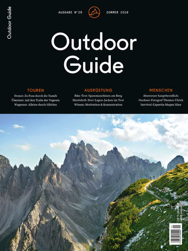 Outdoor Guide Sommer 18 - N° 29