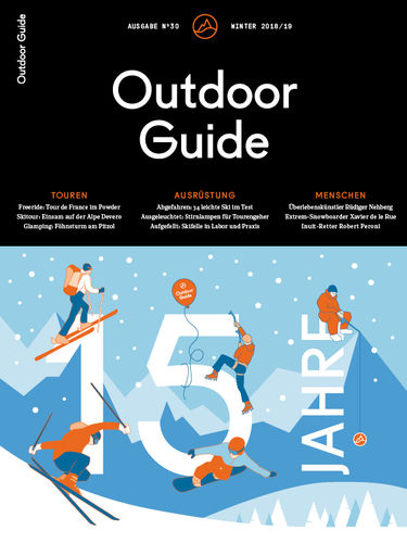 Outdoor Guide Winter 18/19 - N° 30