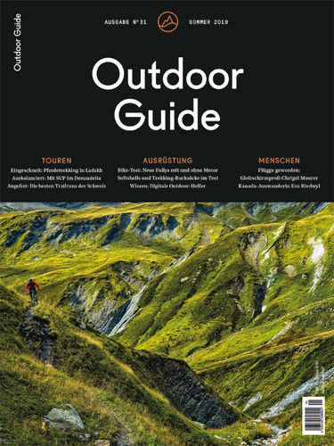 Outdoor Guide summer 19 - N° 31