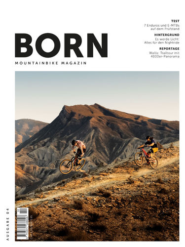 BORN - Mountainbike Magazin - N° 04