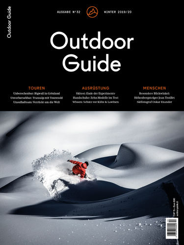 Outdoor Guide Winter 19/20 - N° 32